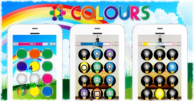 Colours (Android) - Logo