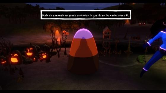 Costume Quest 2 (Maíz de caramelo) - Premios 4to Player
