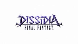 Dissidia Final Fantasy (Arcade) - Logo