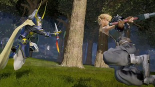 Dissidia Final Fantasy (Arcade) - Screenshot (1)