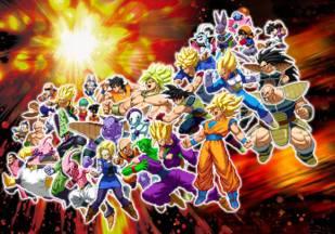 Dragon Ball Z Extreme Butōden - Personajes