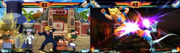 Dragon Ball Z Extreme Butōden - Screenshots (1)