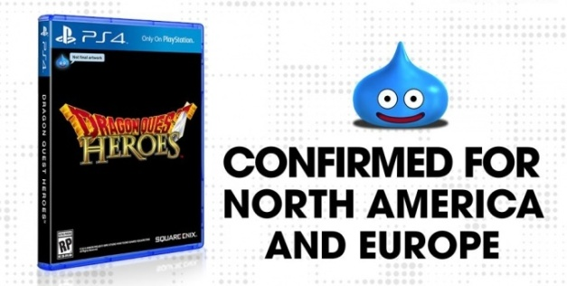 Dragon Quest Heroes - Confirmado para el mercado occidental