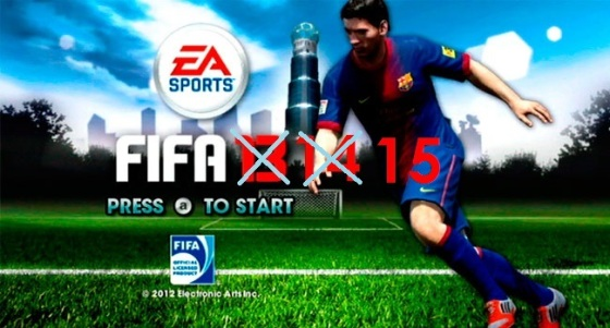 FIFA 15 (Wii) - Premios 4to Player