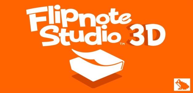 Flip Note Studio 3D - Logo