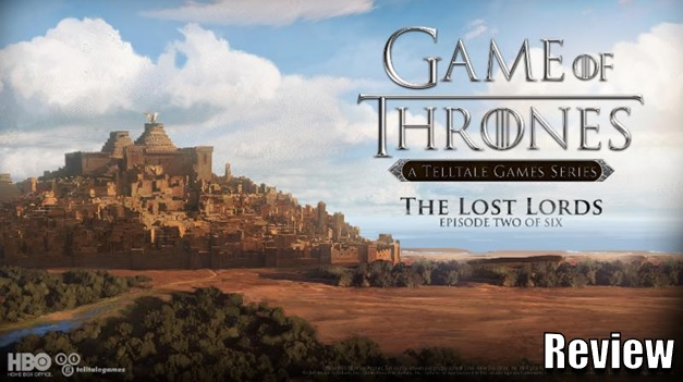 Game of Thrones Episodio 2 The Lost Lords - Reseña