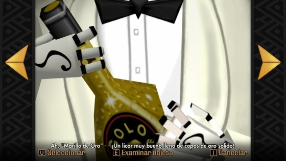 Grim Fandango Remastered - Gameplay (2)