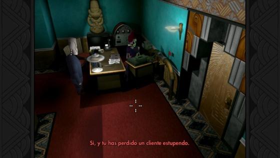 Grim Fandango Remastered - Historia (2)