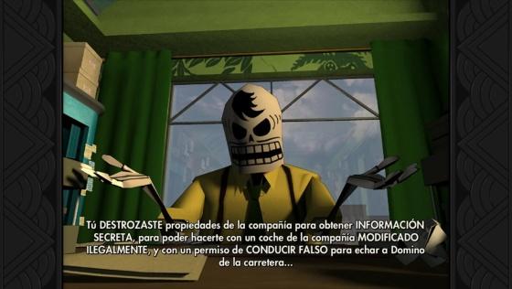 Grim Fandango Remastered - Historia (4)
