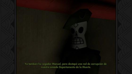 Grim Fandango Remastered - Historia (5)