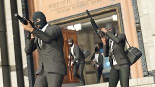 GTA V - Online Heists (2)