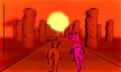 Gunman Clive 2 - Graficos (1)