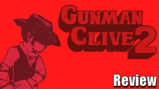 Gunman Clive 2 - Reseña