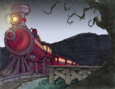 Harry Potter - Arte conceptual Nintendo (1)