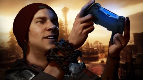inFAMOUS Second Son (PS4)- Premios 4to Player