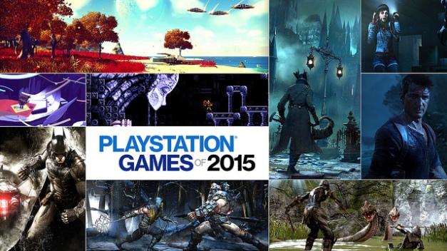 Juegos PlayStation 2015