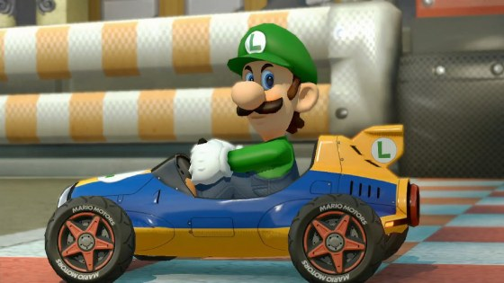 Mario Kart 8 (Luigi Death Stare)- Premios 4to Player