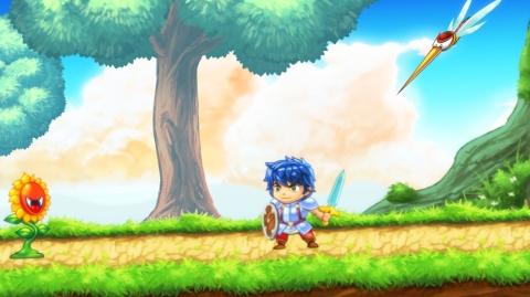 Monster Boy - Screenshot