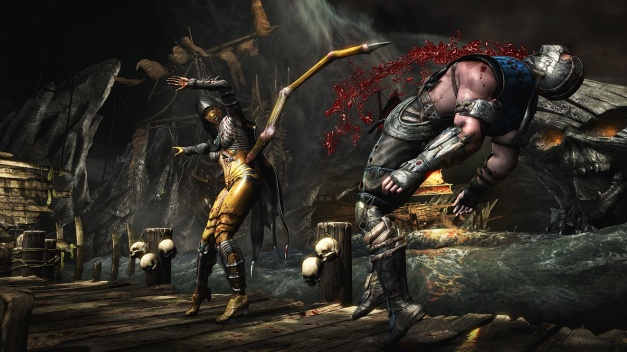 Mortal Kombat X - Screenshot