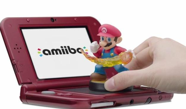 New Nintendo 3DS XL - amiibo