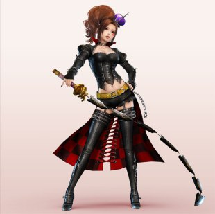 Samurai Warriors 4 II - Special Costume 2 (DLC) (10)