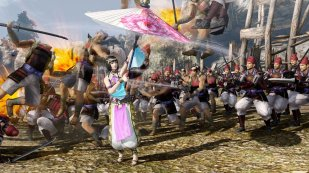 Samurai Warriors 4 II - Special Costume 2 (DLC) (22)