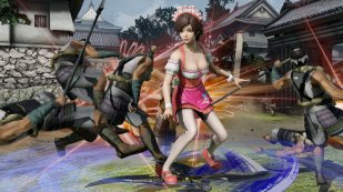 Samurai Warriors 4 II - Special Costume 2 (DLC) (28)