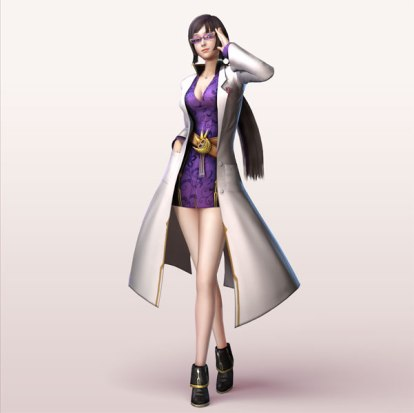 Samurai Warriors 4 II - Special Costume 2 (DLC) (9)