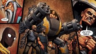 Shadow Blade Reload - Historia (3)