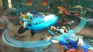 Street Fighter V - Charlie Nash (1)
