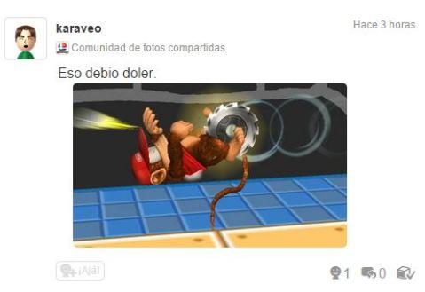 Super Smash Bros for 3DS - Miiverse (Comunidad de fotos compartidas)