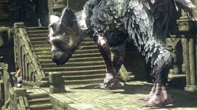The Last Guardian - Screenshot