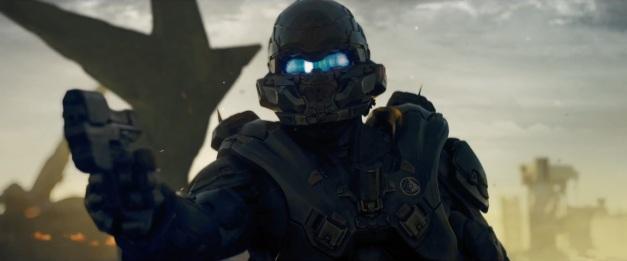 Halo 5 Guardians - Comercial television