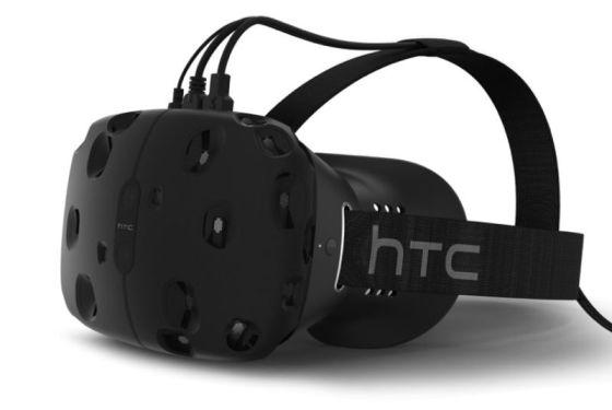 Headset Vive - HTC y Valve