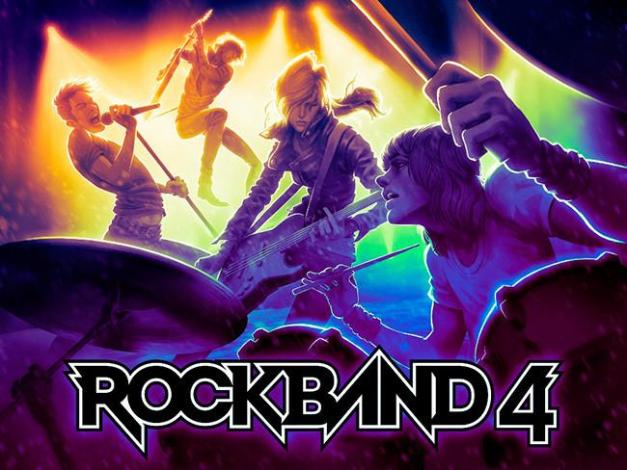 Rock Band 4 - Logo