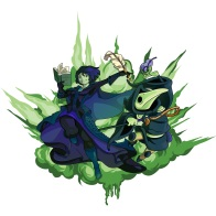 Shovel Knight Plague of Shadows - Arte