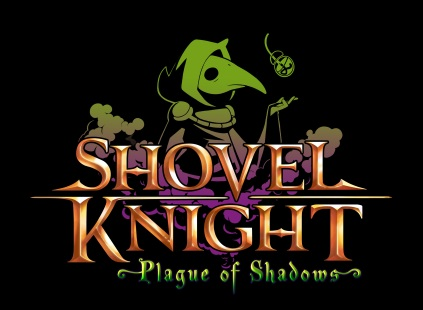 Shovel Knight Plague of Shadows - Logo
