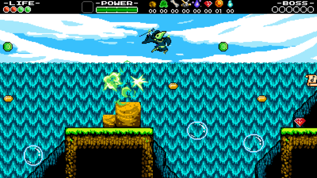Shovel Knight Plague of Shadows - Screenshot (1)