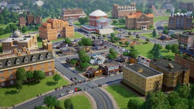 SimCity - Screenshot