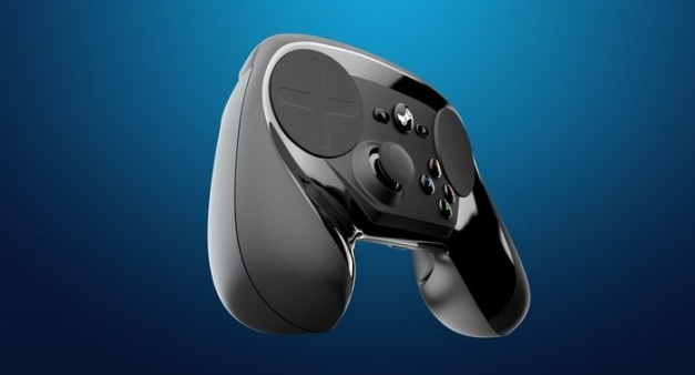 Steam Controller - Diseño final