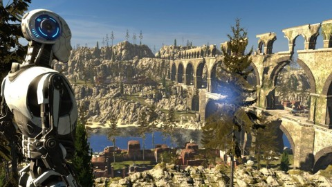 The Talos Principle Road to Gehenna - Screenshot