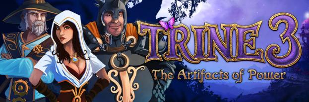 Trine 3 - Logo