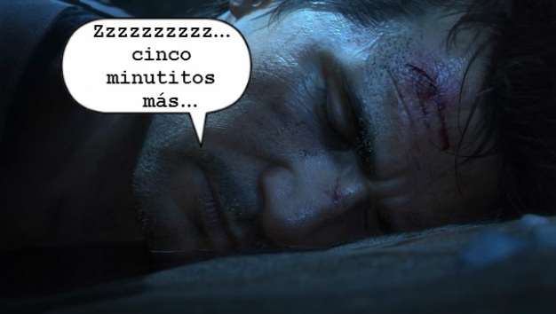 Uncharted 4 retrasado