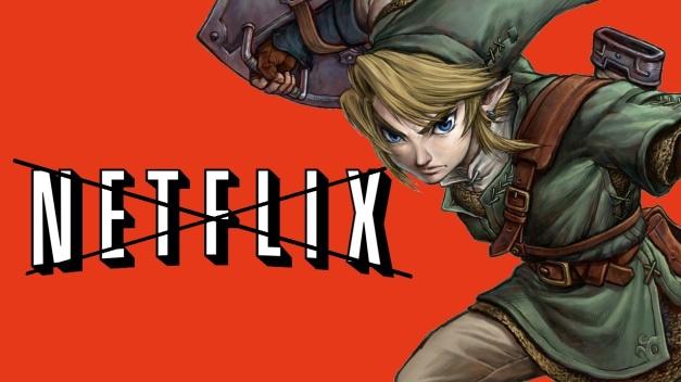 Zelda - Serie Netflix desmentida