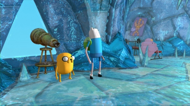 Adventure Time Finn and Jake Investigations - Screenshot (4)