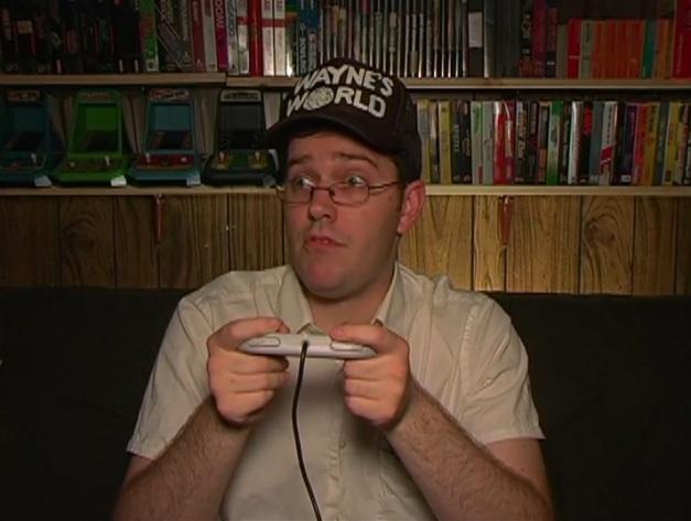 AVGN - Top 5 de los peores clips de películas de videojuegos