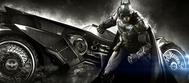 Batman Arkham Knight - Batimovil