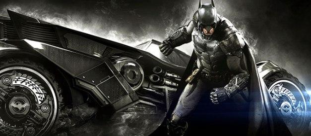 Batman Arkham Knight - Batimovil
