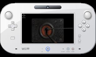 Bizerta Silent Evil - Protipo gameplay Wii U GamePad (1)