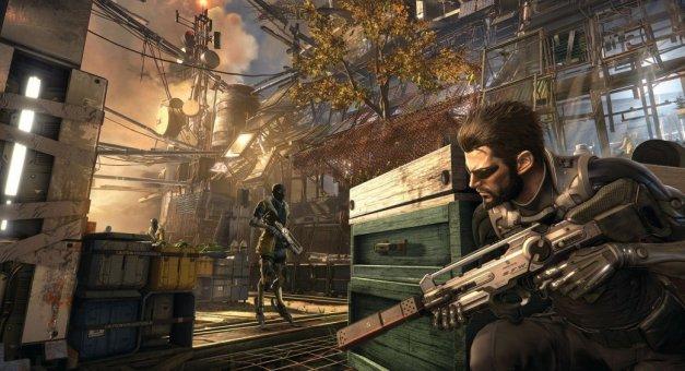 Deus Ex Mankind Divided - Screenshot (1)